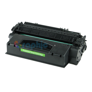 Premium Compatible Canon 119 II (3480B001) Black Laser Toner Cartridge