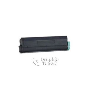 Premium Compatible Okidata 42102901 Black Laser Toner Cartridge