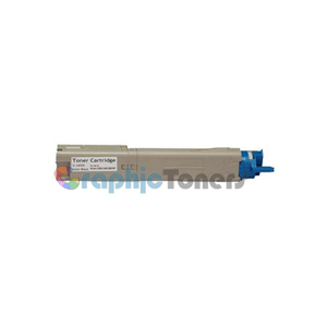 Premium Compatible Okidata 43459304 Black Laser Toner Cartridge