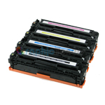 Premium Compatible Canon 116 (1980B001AA, 1979B001AA, 1978B001AA, 1977B001AA) Color Laser Toner Cartridge Set