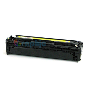 Premium Compatible Canon 131 (6269B001AA) Yellow Laser Toner Cartridge