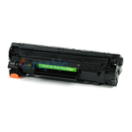Premium Compatible HP CB435A (35A) Black Laser Toner Cartridge