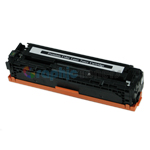 Premium Compatible HP CB540A (125A) Black Laser Toner Cartridge