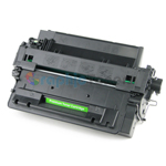 Premium Compatible HP CE255A (55A) Black Laser Toner Cartridge