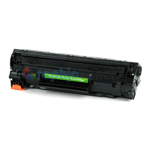 Premium Compatible HP CE285A (85A) Black Laser Toner Cartridge
