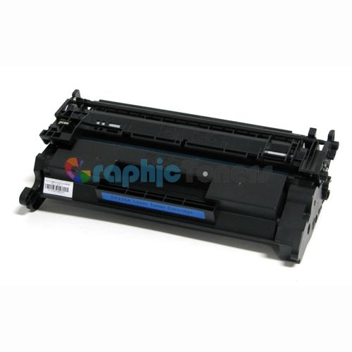 1 New Black Toner for HP CF226X 226X 26X LaserJet Pro MFP M426fdw M426fdn w//Chip