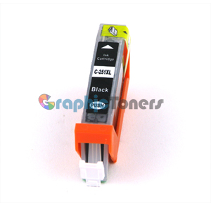 Premium Compatible Canon CLI-251BK Black Ink Cartridge