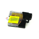Premium Compatible Brother LC61 Yellow Ink Cartridge
