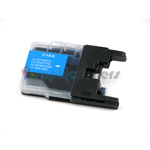 Premium Compatible Brother LC71 Cyan Ink Cartridge