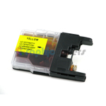 Premium Compatible Brother LC75Y Yellow Ink Cartridge