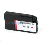 Premium Compatible HP CN047AN Magenta Ink Cartridge (No. 951XL)
