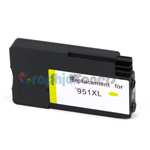 Premium Compatible HP CN048AN Yellow Ink Cartridge (No. 951XL)
