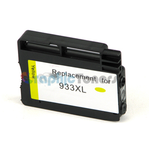 Premium Compatible HP CN056AN Yellow Ink Cartridge (No. 933XL)