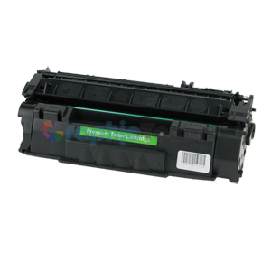 Premium Compatible HP Q5949A (49A) Black Laser Toner Cartridge