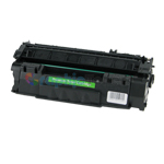 Premium Compatible HP Q7553A (53A) Black Laser Toner Cartridge