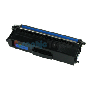 Premium Compatible Brother TN315C (TN315) Cyan Laser Toner Cartridge
