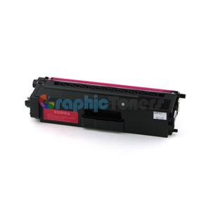 Premium Compatible Brother TN336M (TN331/TN336) Magenta Laser Toner Cartridge