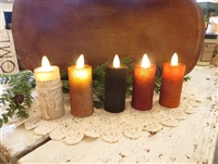 "3"" Flameless Candle Votives"
