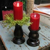 "Small 5"" Realistic Flame Battery Operated Flameless Candle"