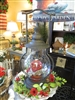 Large Black Steeple Lantern