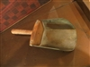 Small Country Wooden & Tin Scoop