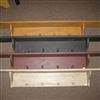 Country Prim Wooden Shelf 48 inch.