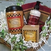 Candleberry Candle Gift Baskets