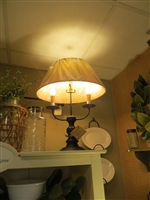Black Bayfield Table Lamp