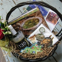 Kentucky Derby Gift Basket