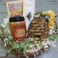 Bumble Bee & Honey Gift Basket