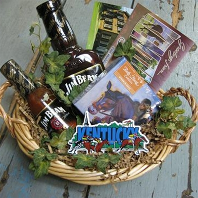 Small Kentucky Gift Basket