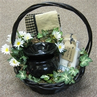 1803 Tart/Warmer Gift Basket