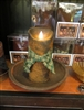 "7"" PRIMITIVE Flameless Candles Battery Operated"