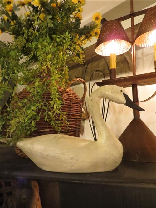 primitive home decor and more cheap home decor.htm decorative carved swans   geese  decorative carved swans   geese