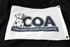 "14"" X 20"" Coachmen Owner's Association Golf Flag"