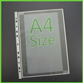 A4 Sheet Protectors HeavyWeight Quality