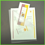 Clear Presentation Covers - Plastic Sleeves
