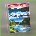 4 x 6 Clear Sheet Protectors for photos