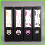 Bubbles Design Spine Label Set 2