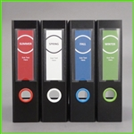 Ring Design Spine Label Set 1