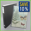 13x19 Art Portfolio Binder containing 13x19 Binder with 13x19 Sleeves - Combo Set