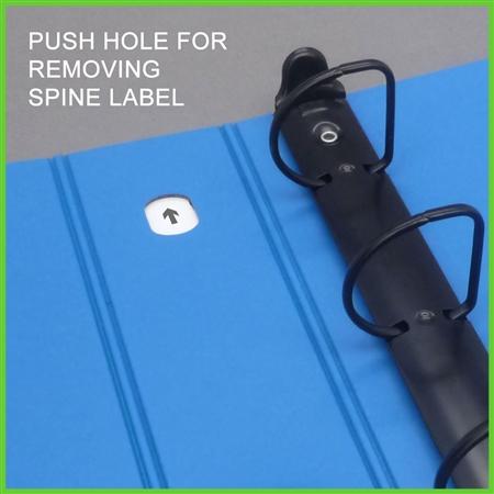 mini binder 2 inch