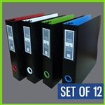 Get 15% off for 12 Letter Size Binders