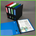 CD Document Binder Set