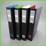 Legal Size Binder with 4 Rings for 8.5 x 14 Paper, 8.5 x 14 Binders