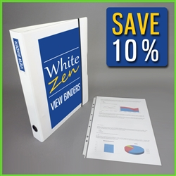 11 x 17 Presentation Binder Kit