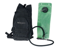 Drago Gear Hydration Pack Black: 11-301BL