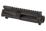 Sabre Defence AR-15 Stripped Flat Top Upper Receiver (White T-Marks)
