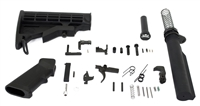 PALMETTO STATE ARMORY PREMIUM CLASSIC LOWER BUILD KIT BLACK - 29040