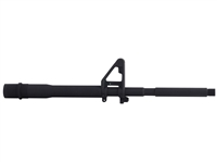 "DPMS Barrel LR-308 308 Winchester AP4 Contour 1 in 10"" Twist 16"" Chrome Moly Teflon Black with Front Sight"